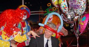 CNN is Anderson Cooper's Clown News Network