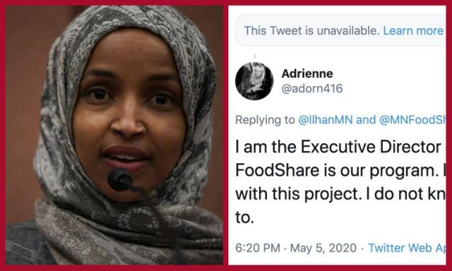 Ilhan Omar Was Allegedly Caught Raising Money For a ... Ilhan Omar Minnesota
