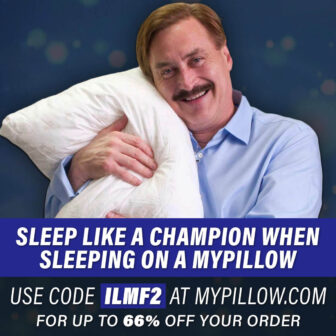 Mike LIndell MyPillow